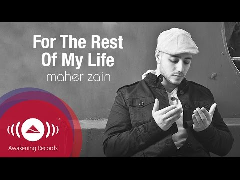 Maher Zain - For the Rest of My Life (Vocals Only) | Official Lyric Video