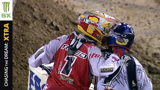 James Stewart vs. Chad Reed Rivalry: Chasing the Dream - Xtra