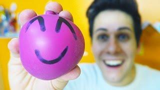 COME FARE LE PALLINE ANTI-STRESS! (Creazioni Incredibili) #3