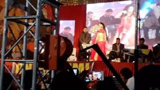 Amarpali dubey new stage show  dance hathua 2017