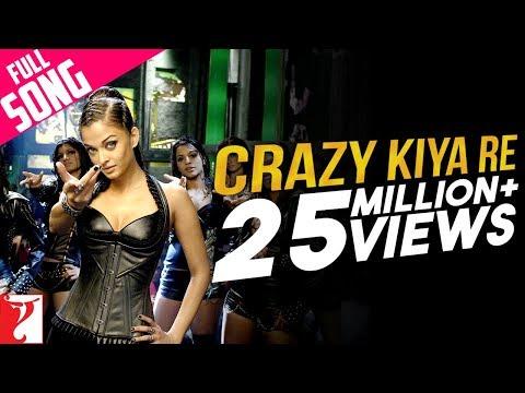 Xxx Mp4 Crazy Kiya Re Full Song Dhoom 2 Hrithik Roshan Aishwarya Rai 3gp Sex