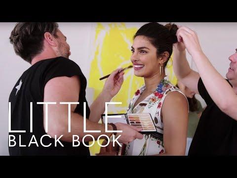 Xxx Mp4 Priyanka Chopra S Hair And Makeup Guide Little Black Book Harper S BAZAAR 3gp Sex
