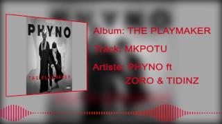 Phyno - Mkpotu [Official Audio] ft. Zoro, Tidinz