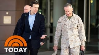 Jared Kushner, President Trump's Son-In-Law, Makes Surprise Trip To Iraq | TODAY