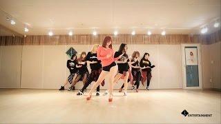 전효성(JUNHYOSEONG) - Good-night Kiss 안무영상(Dance Practice)