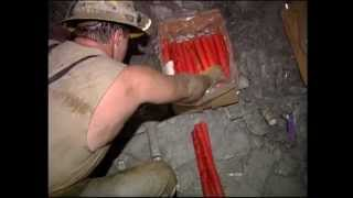 Explosives Underground: Mining & Demolition Safety Training Video