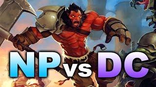 Team NP vs Digital Chaos - HUGE Stomp! - Boston MAJOR Dota 2