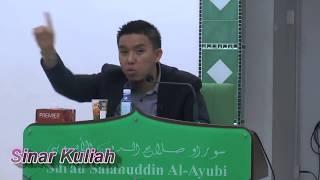 Kenapa Non-Muslim Di Malaysia Takut Dengan HUDUD - Firdaus Wong