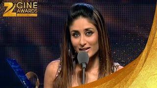 Zee Cine Awards 2008 Best Actor Female Kareena Kapoor