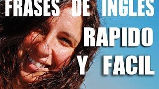 100 Frases Básicas en Inglés: Parte 1 - Pronunciación de Inglés Americano con Español Incluido