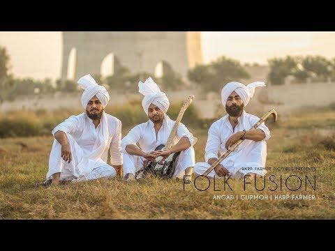 Folk Fusion (Full Video) : Angad   Harp Farmer   Gurmoh   Harp Farmer Pictures