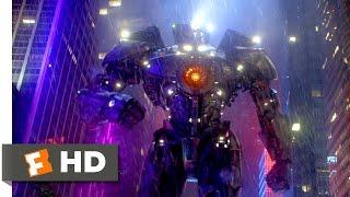 Pacific Rim - Gipsy Danger vs. Otachi Scene (6/10)   Movieclips