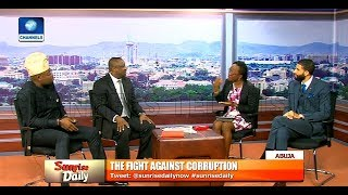 Keyamo, Onoja Disagree On How FG Is Fighting Corruption Pt.3 |Sunrise Daily|