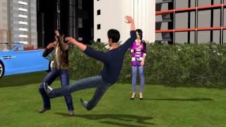 Bangladeshi Animation Movie Sarthopor Trailor