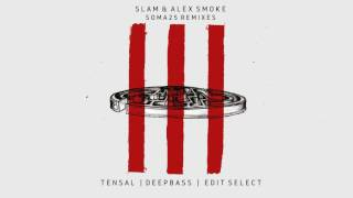 Alex Smoke - A Moment To Myself (Deepbass Remix)