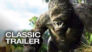 King Kong Official Trailer #1 - Jack Black Movie (2005) HD