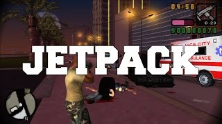 [HD][60fps]JETPACK IN VCS! - Grand Theft Auto: Vice City Stories [PC]