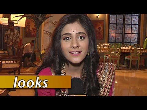 Hiba Nawab aka Pari of Meri Sasu Ma talks about her look and more