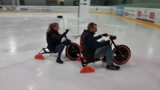 Ice Bikes Planet Ice Milton Keynes