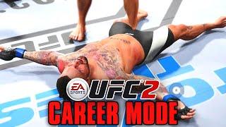 UFC 2 Career Mode - CM Punk - Ep. 9 -