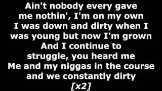 Tech N9ne - Constantly Dirty - Lyrics