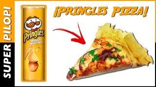 Pringles Pizza con @JaponShop