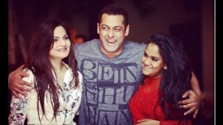 Salman Khan's Photos With His Two Sisters Is Gorgeous!
