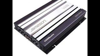 Jameson USA 6004A Amplifikatör - Kutu açılımı - Amfi kurulumu
