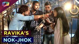 Ravi and Devika's nok jhok amidst Kidnapping