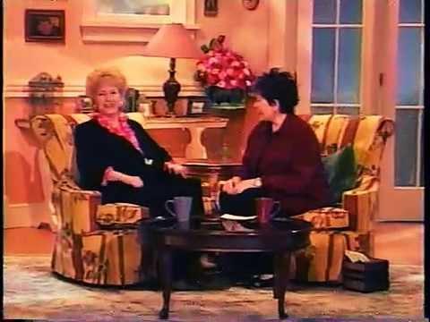 Roseanne interviews Debbie Reynolds 1998