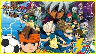 ☠ Inazuma Eleven GO Strikers 2013 ☠ INAZUMA JAPÃO VS EXERCITO OGRE