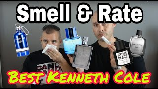 Best Kenneth Cole Fragrances/Smell & Rate