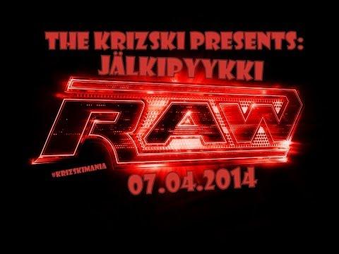 Xxx Mp4 The Krizski Jälkipyykki RAW After WrestleMania XXX 3gp Sex
