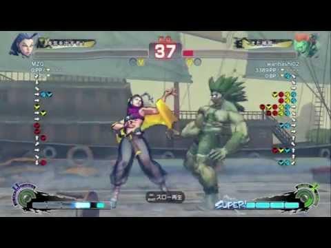 20120820 NaNaWaFu (ローズ) vs wakiyaku (ブランカ)