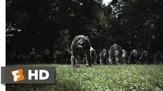 Battledogs (2013) - Taking on the Pack Scene (6/10) | Movieclips