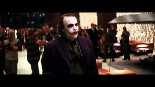 Famous Movie Scene: The Dark Knight