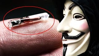 Anonymous - WARNING about RFID Microchips... (2017-2018)