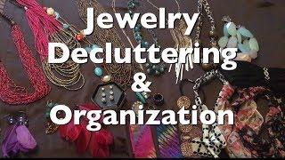 Decluttering Jewlery/Organization 😍Rosa