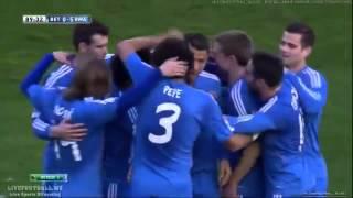 Alvaro Morata Goal [Cristiano Ronaldo Bicycle Kick Assist]
