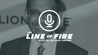 Dr. Brown speaks with Dinesh D'Souza about Hillary's America
