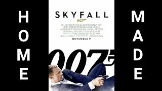 Opening To Skyfall 2013 VCD (Indonesian Homemade)