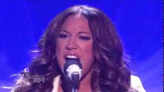 ▶ Melanie Amaro X Factor USA Audition  Listen   HD   YouTube 240p