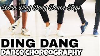 Ding Dang - Dance Video | Munna Michael 2017 | Tiger Shroff | Dance Choreography MANISH DUTTA