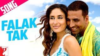 Falak Tak Song   Tashan   Akshay Kumar   Kareena Kapoor