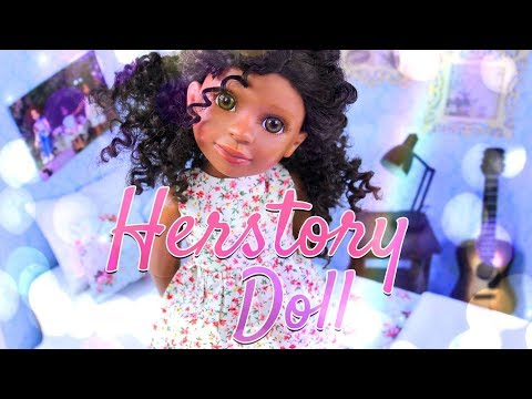 Xxx Mp4 Unbox Daily Herstory Doll ALL NEW Fully Articulated 18 Inch Doll Perfect Christmas Gift Idea 3gp Sex