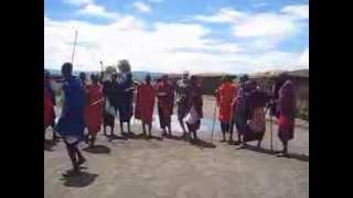 Village Massaï à Monduli en Tanzanie