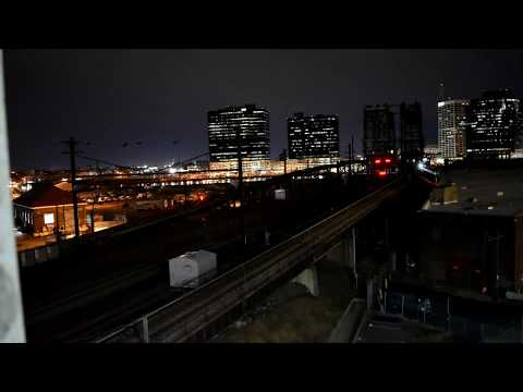 Xxx Mp4 Time Lapse Busiest Railroad In The Country Harrison NJ Rush Hour 3gp Sex