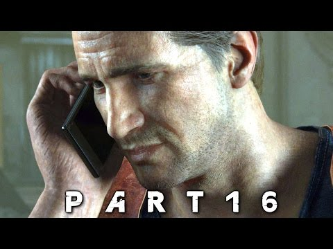Uncharted 4 A Thief's End Walkthrough Gameplay Part 16 - Zodiac (PS4)