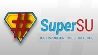 Como configurar SuperSU(resubido)