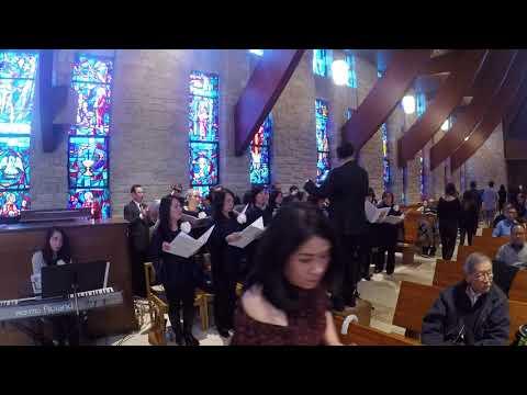 Choir West   Feb11   HUT UKI   Karena Aku Kau Cinta